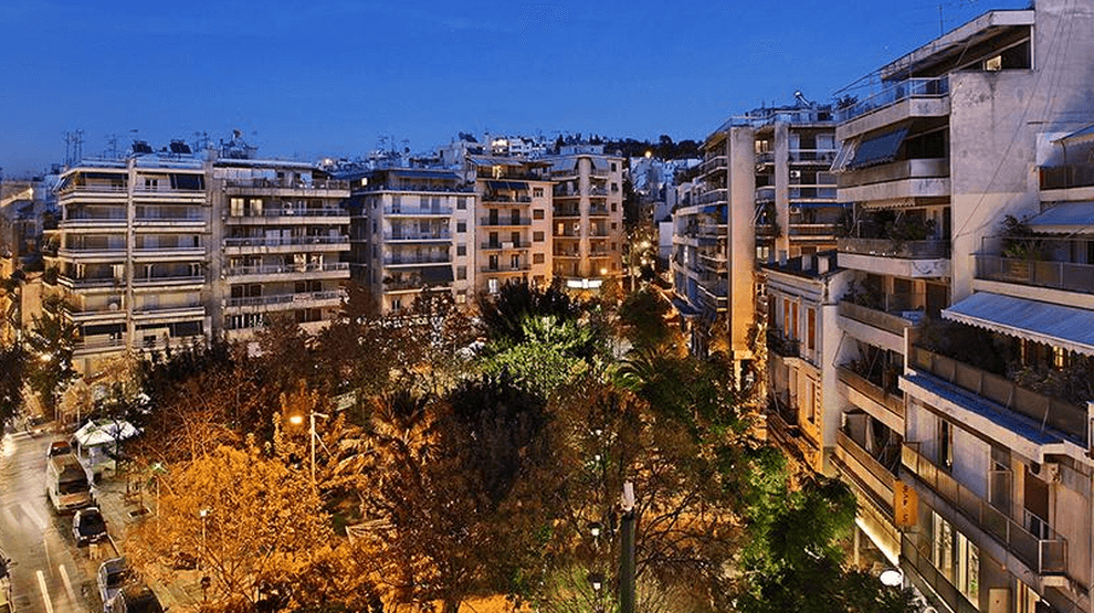 Sparrow-The prices of real estate in Exarchia are soaring