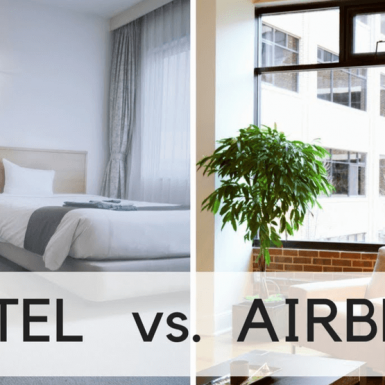 Sparrow-The Airbnb phenomenon does not affect hotels